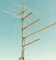 Custom Designed Yagi Antennas